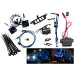 Body Led Light Set  (power Supply, Headlights, Tail Lights, Roof Lights) (TRA8898)