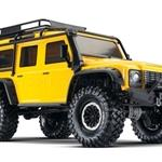 TRX-4, Land, Rover, Defender, Scale, and, Trail, Crawler, TRA820564Y, 020334820310, horizon, cyclone, hobbies, cyclone hobbies, shop, store, columbus, ohio, 43224, rc, remote, control, upc, traxxas, arrma, axial, losi, car, truck, heli, plane, airplane, helicopter, boat, drone, fpv, ECX