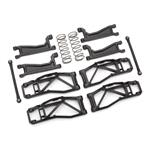 Suspension kit, Wide Maxx, black