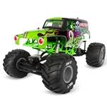 1/10 SMT10 Grave Digger 4WD Monster Truck RTR (AXI03019)