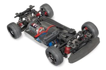 Traxxas  4-tec 2.0 W/O Body, Brushed (TRA830244)