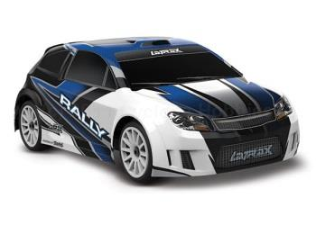 Traxxas  LaTrax Rally: 1/18 Scale 4WD Electric Rally Racer (TRA750545)