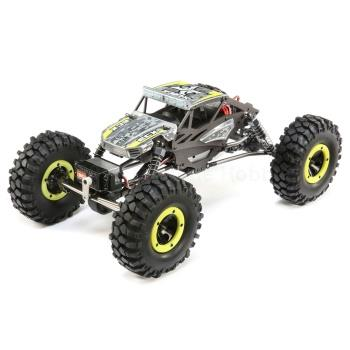 1/18 Temper 4WD Gen 2 Brushed RTR, Yellow (ECX01015T1)