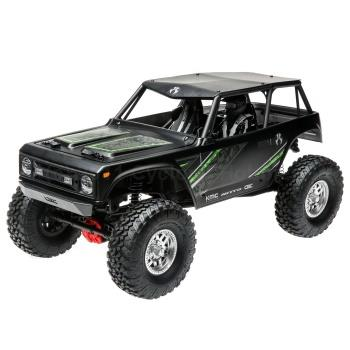 1/10 Wraith 1.9 4WD Brushed RTR, Black (AXI90074T2)