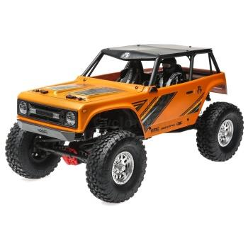 1/10 Wraith 1.9 4WD Brushed RTR, Orange (AXI90074T1)