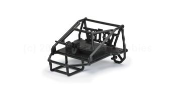 Back-Half Cage: Pro-Line Cab Only Crawler Bodies (PRO632200)