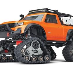 Traxxas TRA820344 TRX-4® with All-Terrain Traxx
