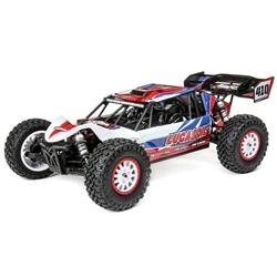 1/10 Tenacity DB Pro 4WD Desert Buggy Brushless RTR with Smart Technology, Lucas Oil (LOS03027T1)