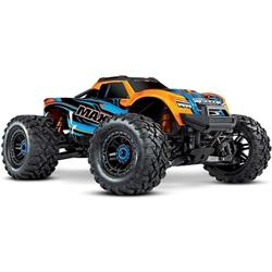 1/10 Maxx Monster Truck RTR with TQi 2.4GHz, TSM, VXL-4S (890764)