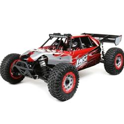 1/5 DBXL-E 2.0 4WD Brushless RTR Desert Buggy with Spektrum Smart Tech, Losi Body (LOS05020T2)