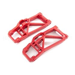 Maxx Suspension arm, lower, red (left and right, front or rear) (2)