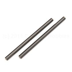Maxx Suspension pins, lower, inner (front or rear), 4x64mm (2) (hardened steel) (8941)