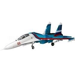 EFlite  SU-30 Twin70mm EDF BNF Basic with AS3X & SAFE Select (EFL01050)