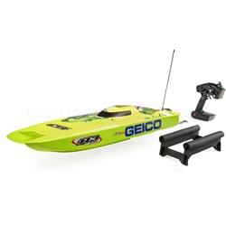 "Miss GEICO Zelos 36"" Twin Brushless Catamaran RTR (PRB08040)"