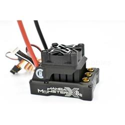 1/6 Mamba Monster X 8S 33.6V WP ESC 8A Peak BEC (CSE010016500)