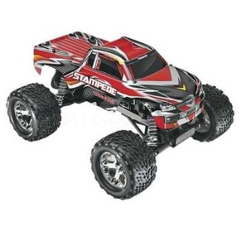 Traxxas  1/10 Stampede Monster Truck RTR with ID 2.4GHz (TRA360541)