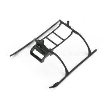 Landing Skid and Battery Mount Nano S2